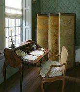 De salon van Belle van Zuylen