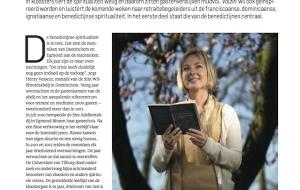 Benedictijnse levenskunst – artikel