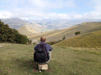 De Cammino Bezinning In Umbrië uitzicht Giotto Cultuurprojecten