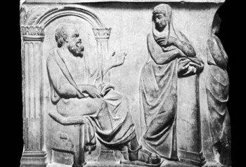 In dialoog met Socrates en andere filosofen
