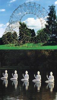 Kunst en cultuur op de Floriade 2002
