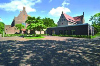 Benedictijner abdij St Adelbert in Egmond