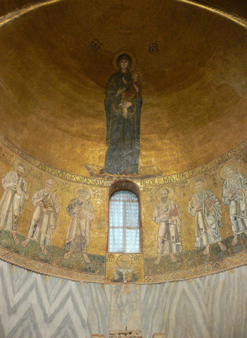 Apse-in-torcello-basilica - Giotto Cultuurprojecten