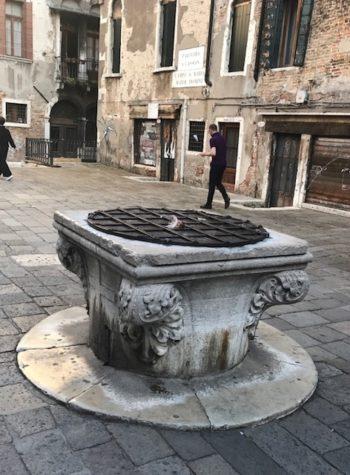 Put en plein venezia - Giotto Cultuurprojecten