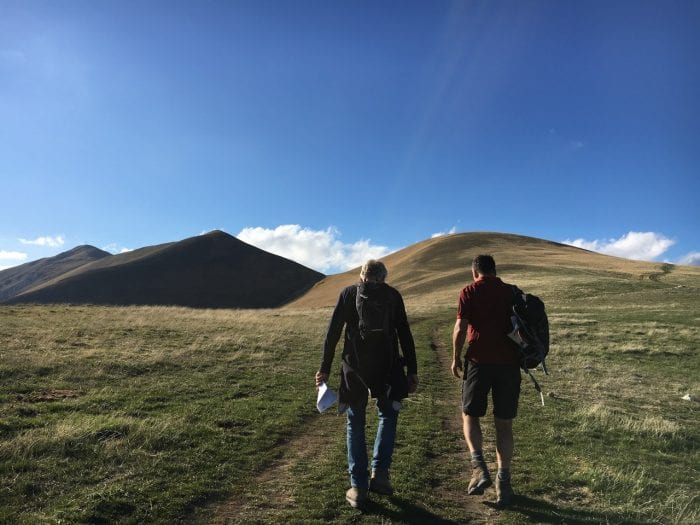 De Cammino – Umbrie wandelen - Giotto Cultuurprojecten