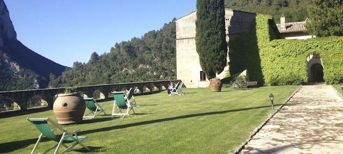 Vacare Umbrië Italië retraite reis - Giotto Cultuurprojecten